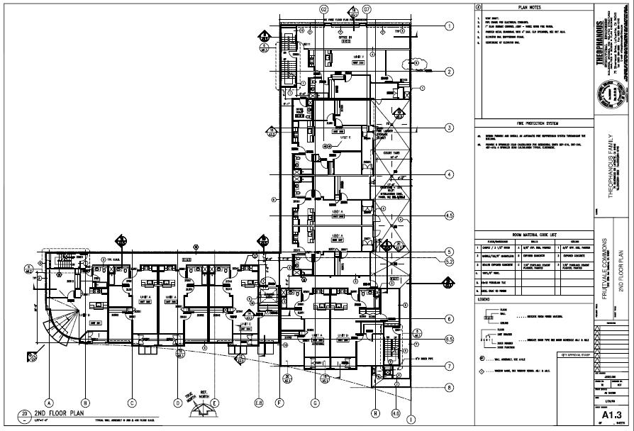 Awesome 25 Commercial Architectural Plans Design